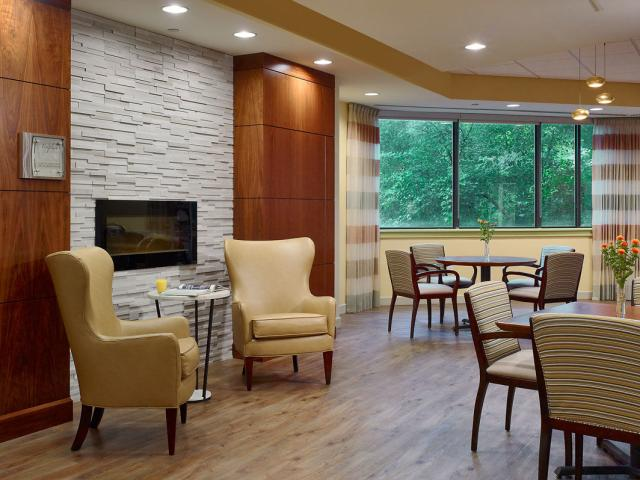 Senior Living Design Memory Care Lighting SNF Skilled Nursing Disease Prevention