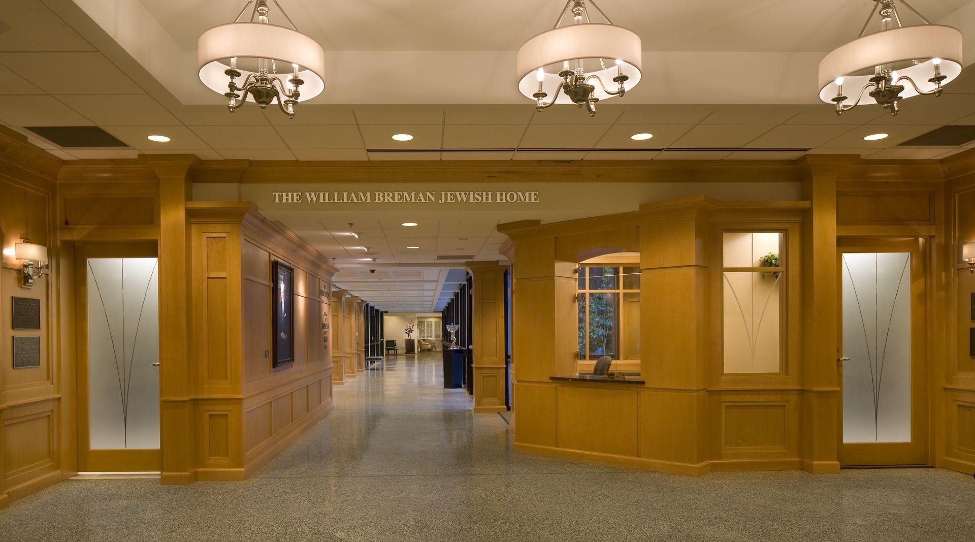The William Breman Jewish Home Atlanta Ga Skilled