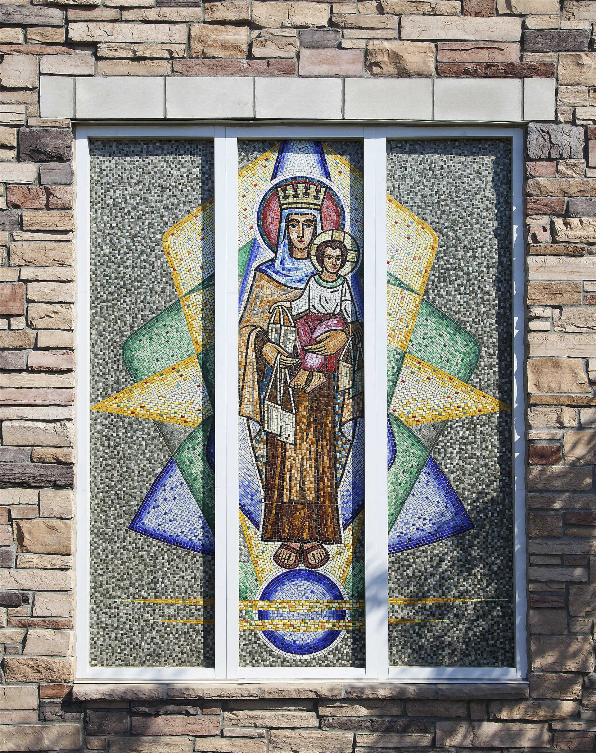 Kahl Home Skilled Nursing Design Exterior Chapel Detail THW