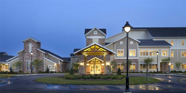 Kahl Home for the Aged, Davenport, IA | Skilled Nursing Design