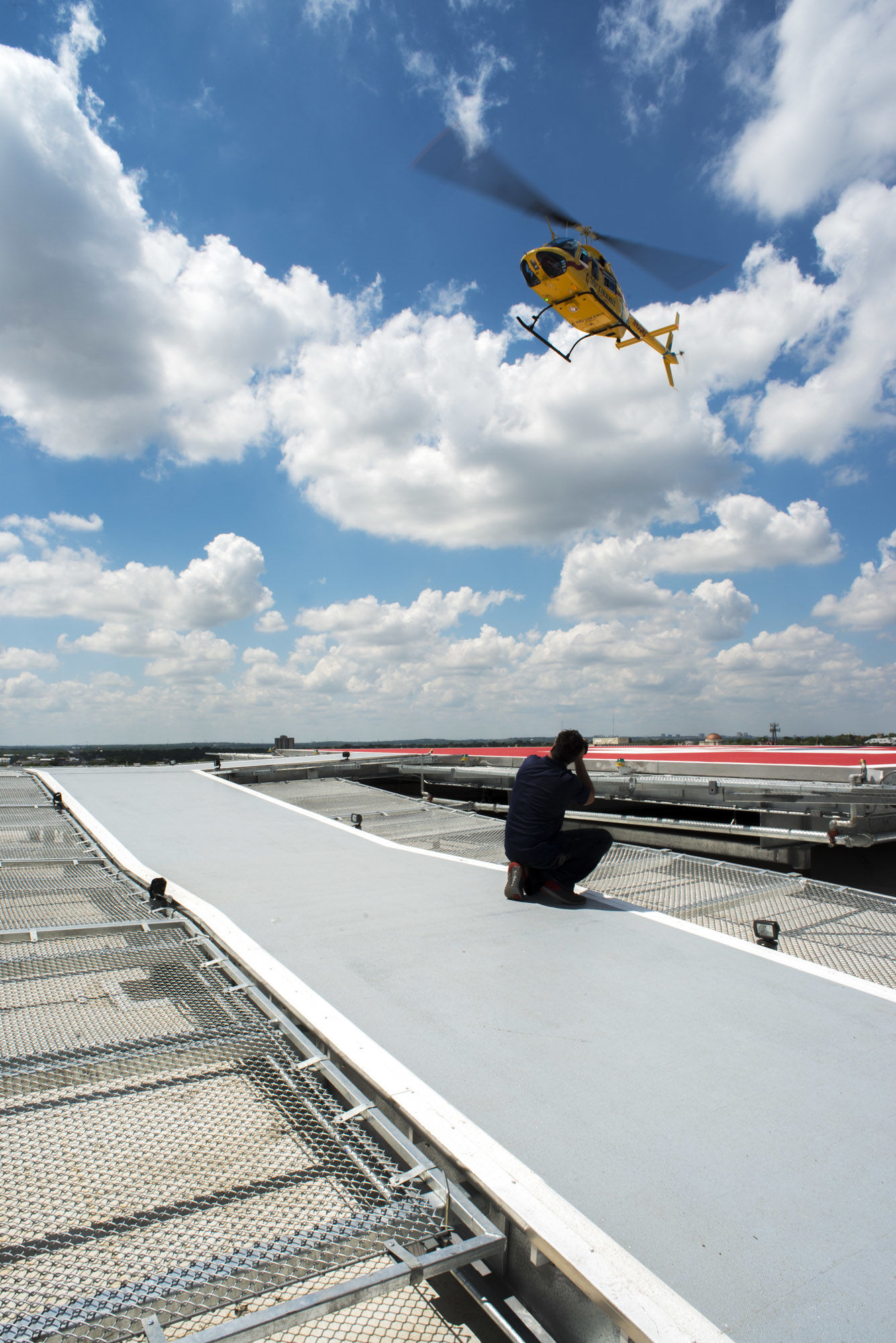 Emergency Services Helipad MMH