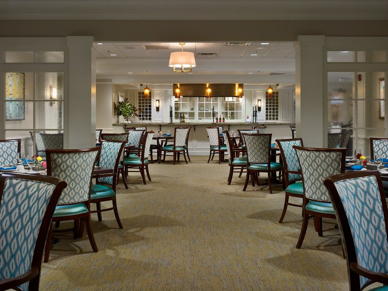 Still Hopes Episcopal Retirement Community | Renovation and Expansion Formal Dining