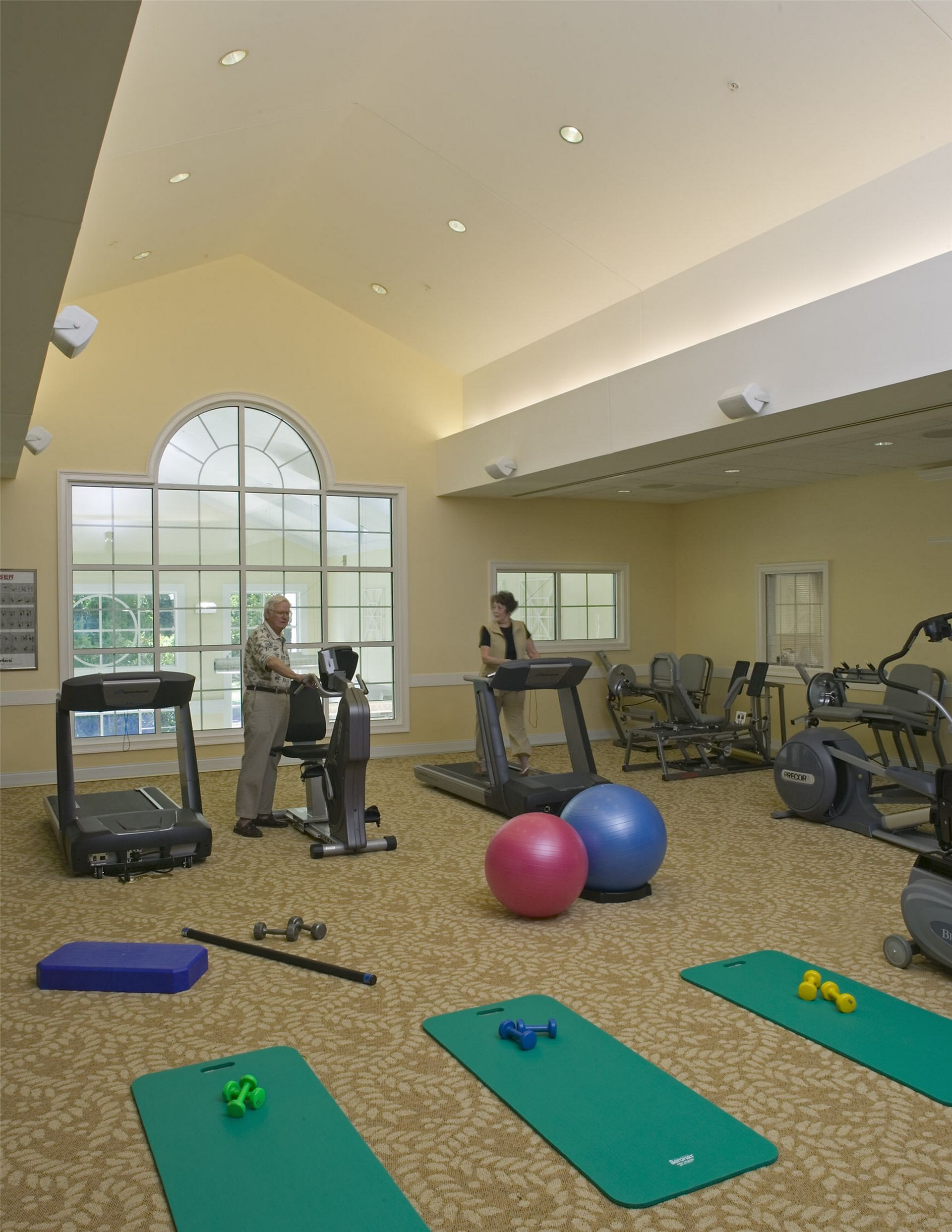 Still Hopes Episcopal Retirement Community | Renovation and Expansion Fitness Rehabilitation