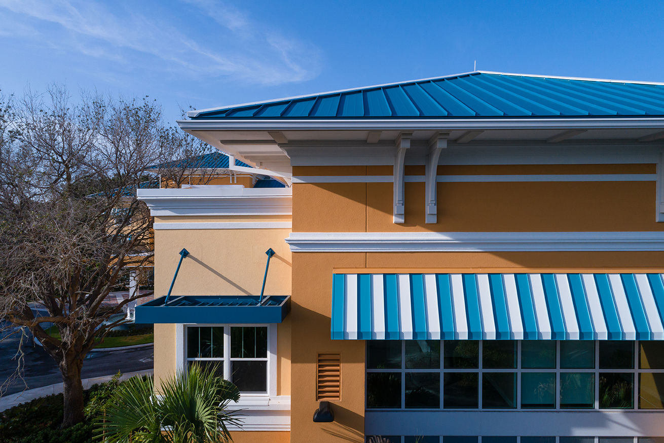 Symphony Delray Senior Living  detail Senior Living Architects