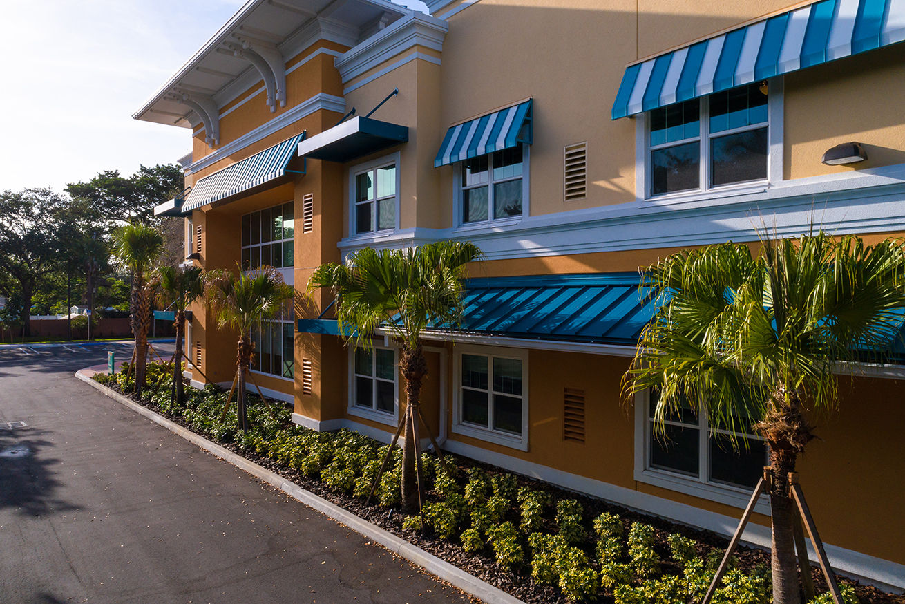 Symphony Delray Senior Living  Senior Living Architects