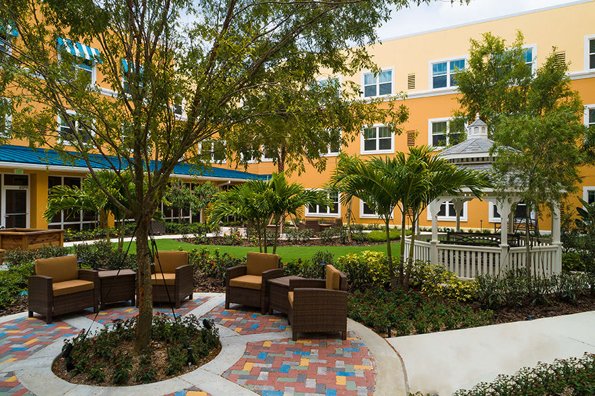 Symphony Delray Senior Living Florida