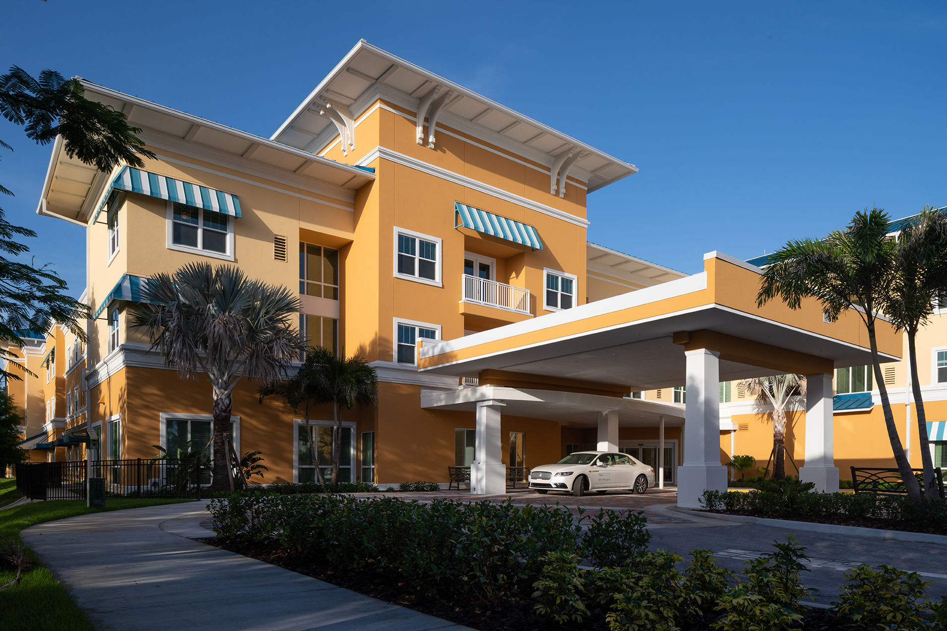Symphony Delray Memory Care Senior Living Architects