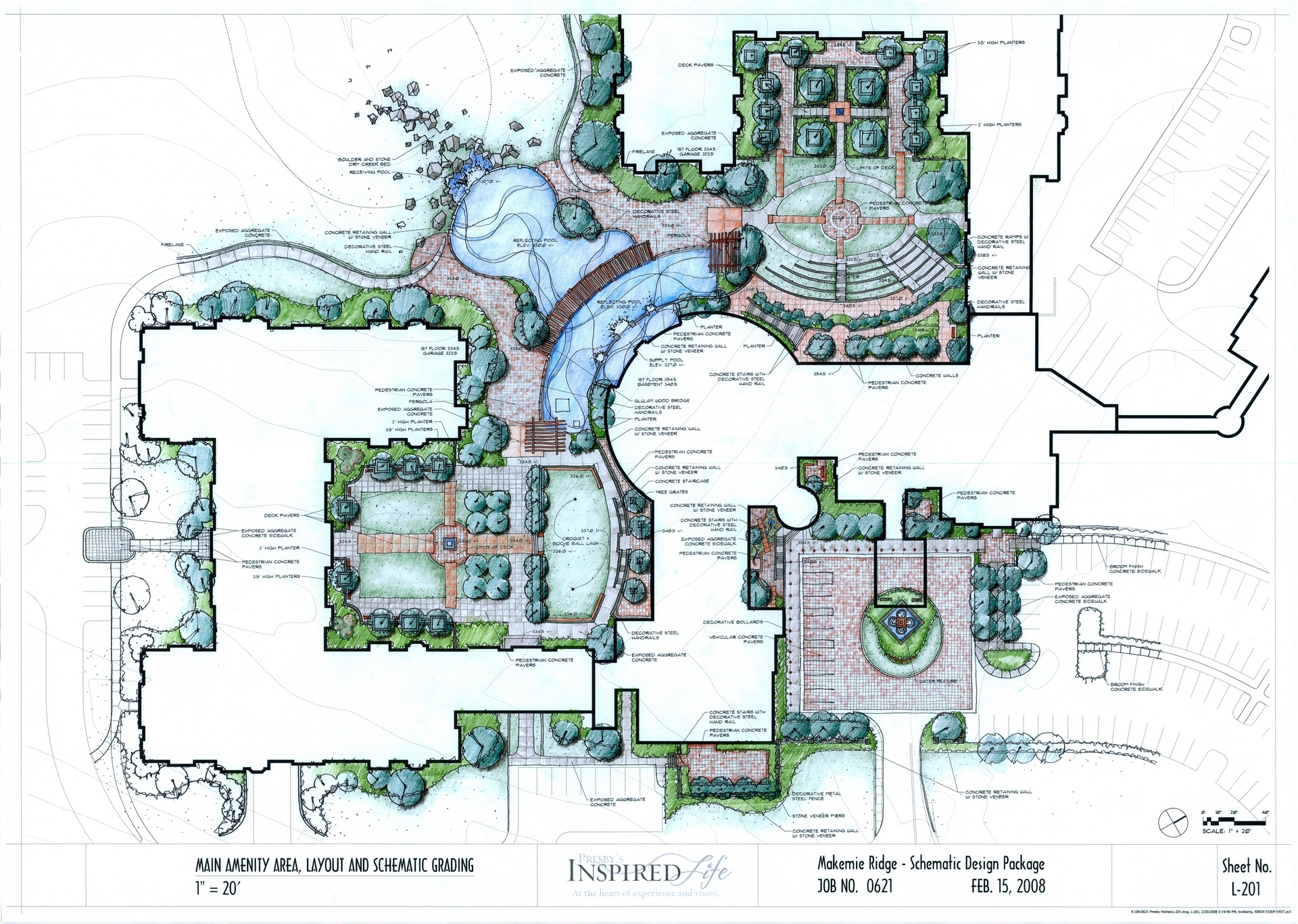 Senior Living, Landscape Architect, THW, THW Atlanta, Top Land Planning, Best Landscape Architects, Master Planning