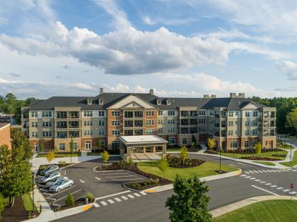 Lakewood Senior Living Lifespire Richmond Virginia