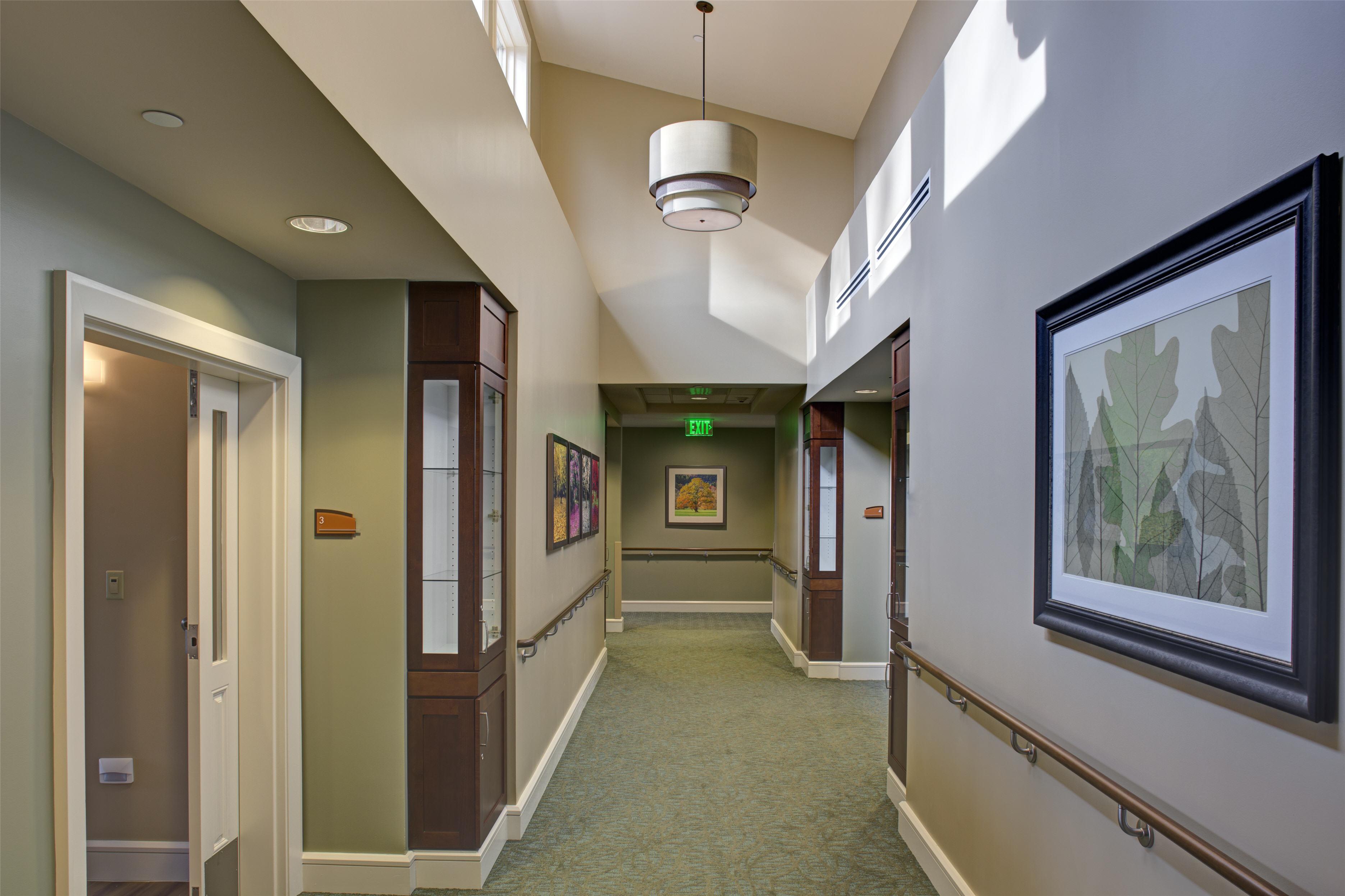 82 interior design lighting articles take a look to for Nursing home interior design ideas