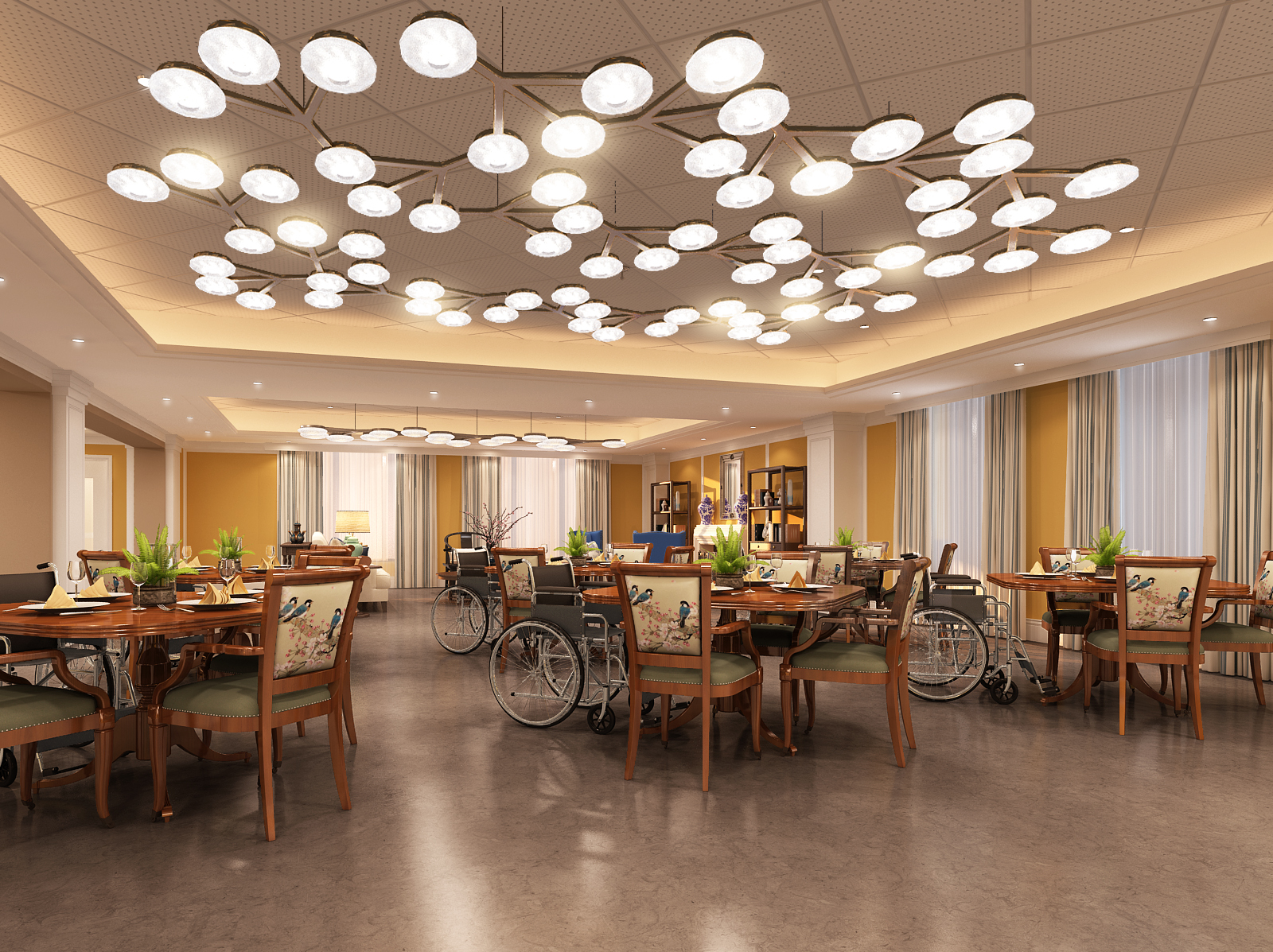 Ávila Torio Promotes U201ctunableu201d LED Lighting, Which Was Used In The  Sacramento Study, And Notes That Facilities With Memory Care Residents  Should Employ ...