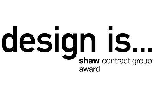 THW wins Design Is Award Shaw