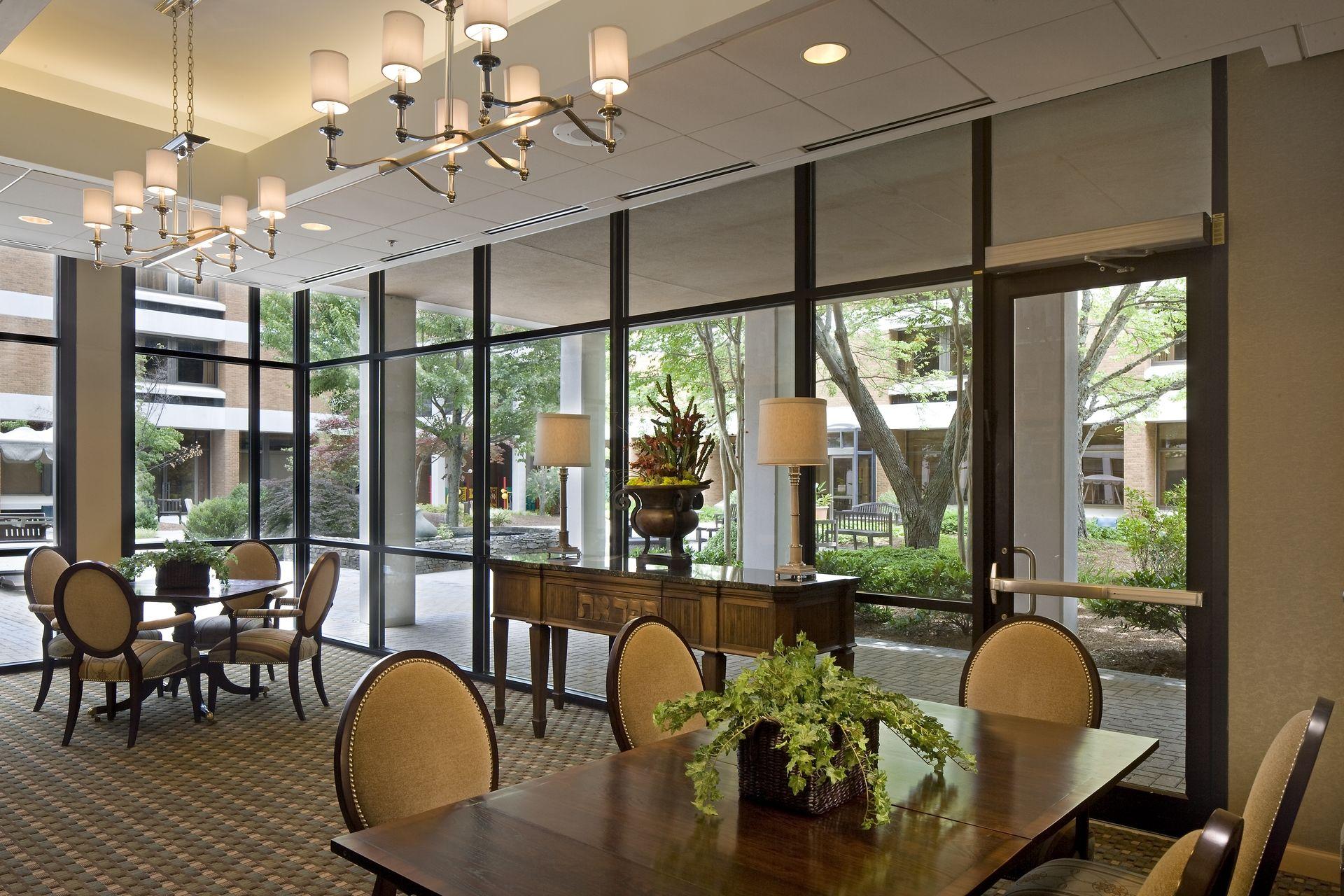 Nursing home design considerations home design for Apartment design considerations