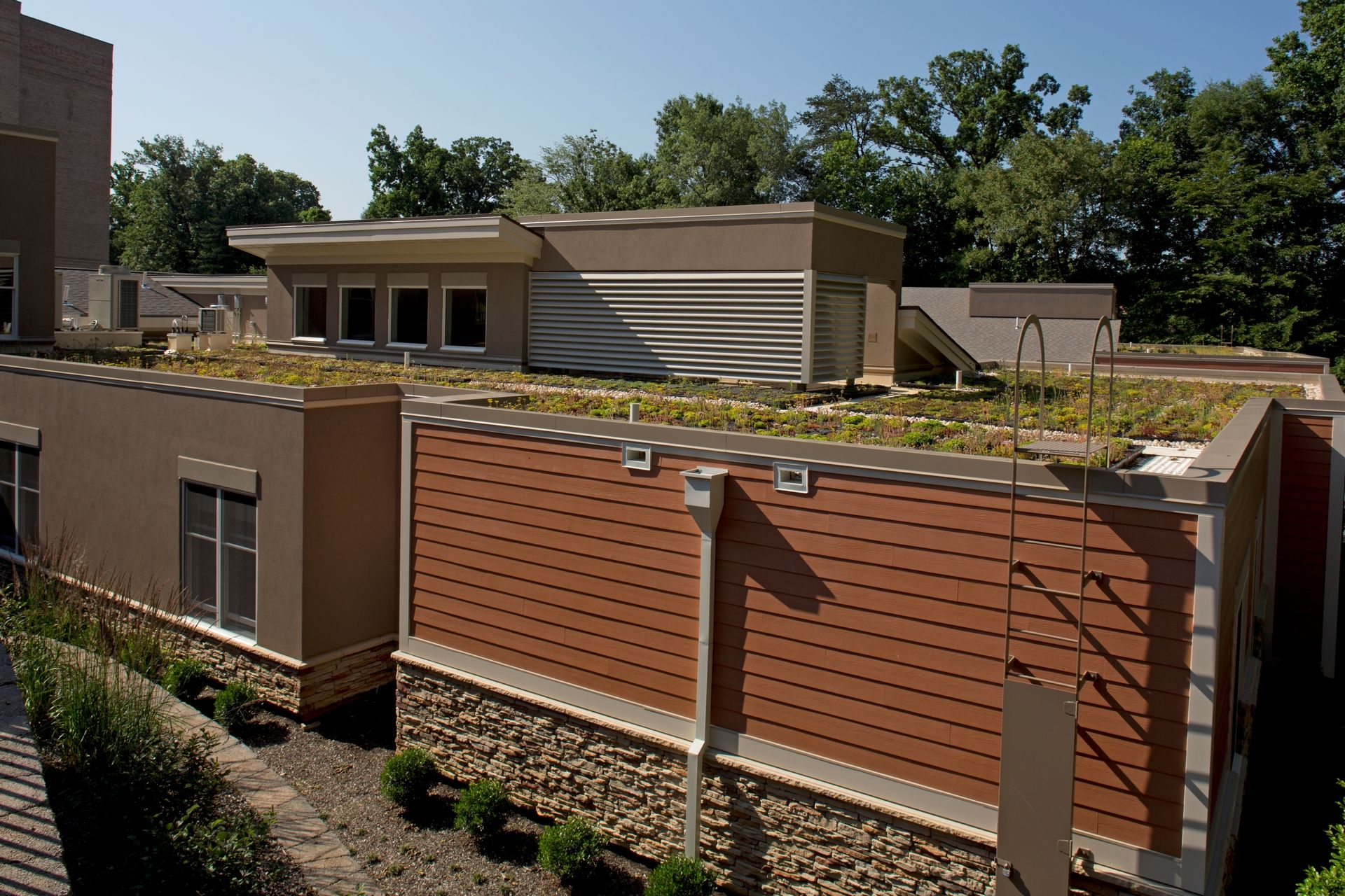 Assisted Living, Memory Care Design THW Green Roof 2