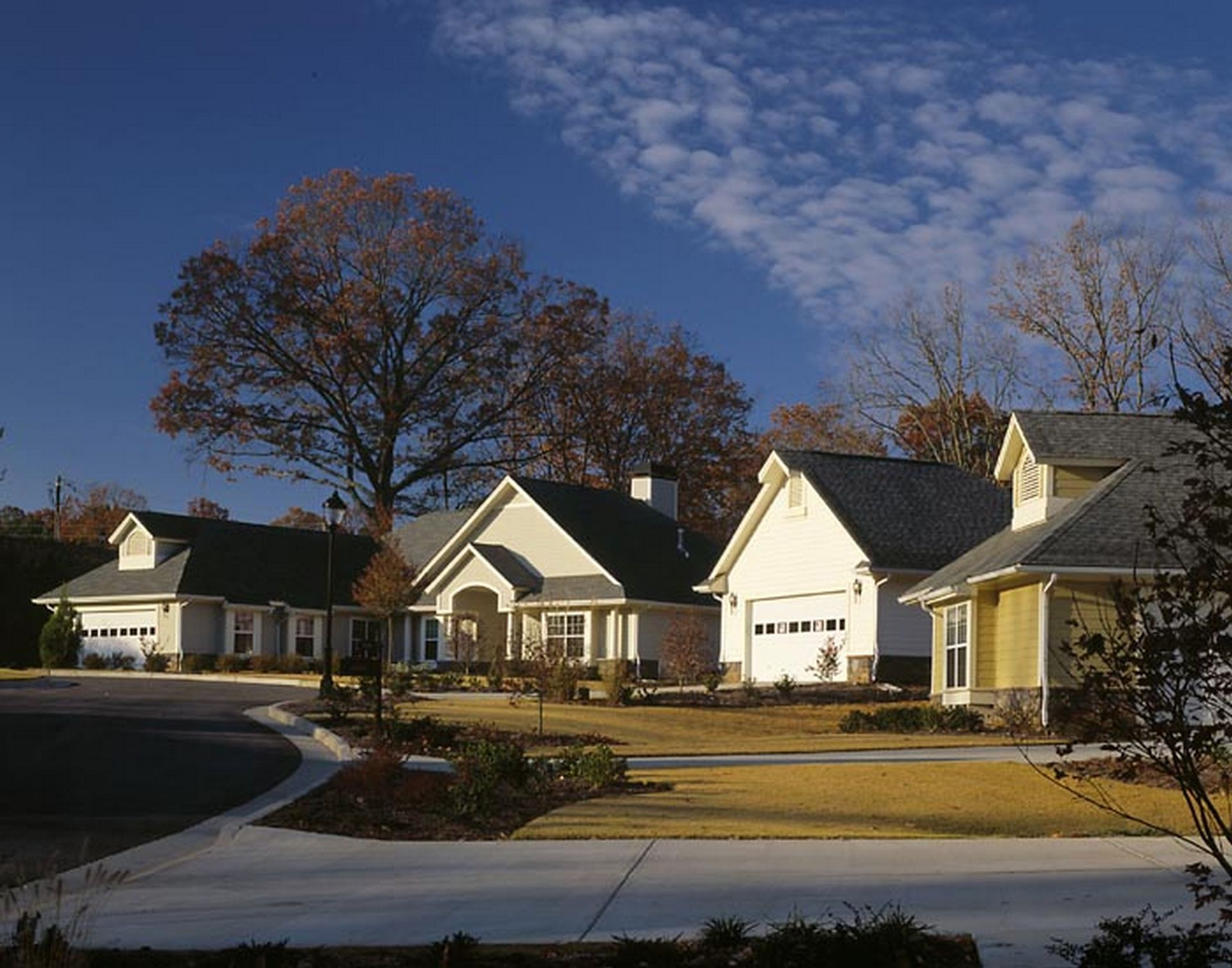 Lanier Village Estates, Gainesville, GA | Continuing Care Retirement Community Senior Living Design THW Residences