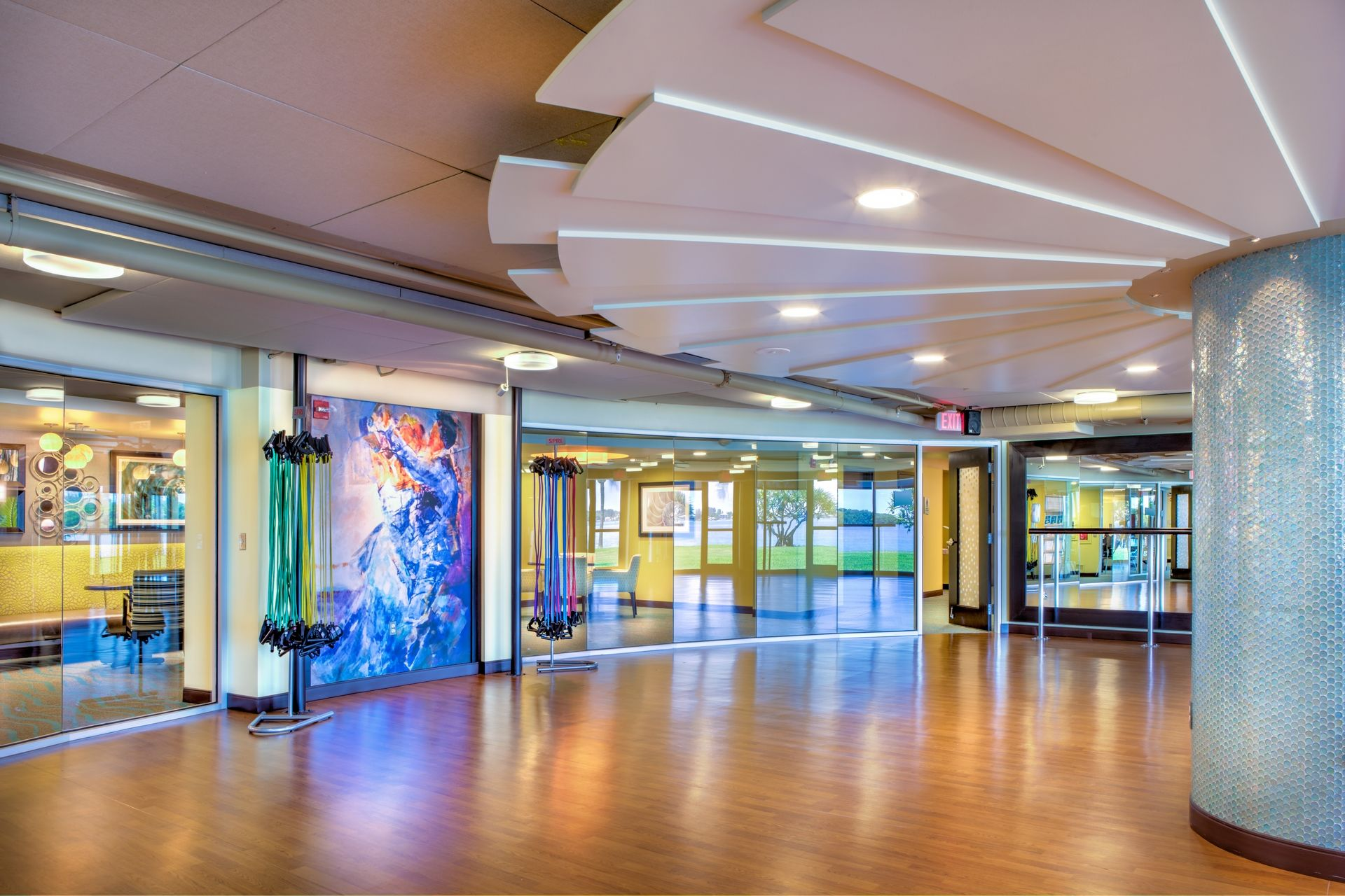THW Design Florida Senior Living Wellness