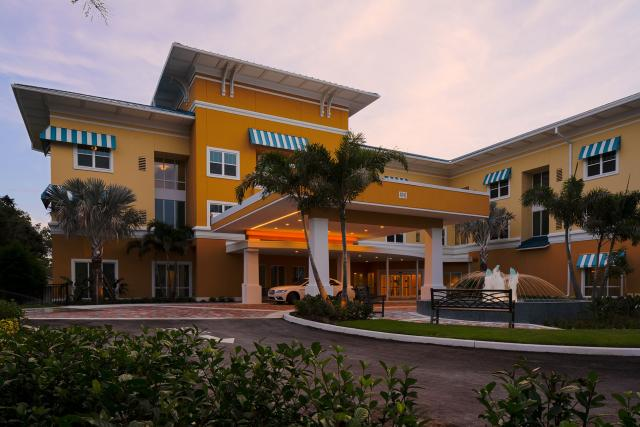 Symphony Delray Senior Living memory Care Senior Living Architects