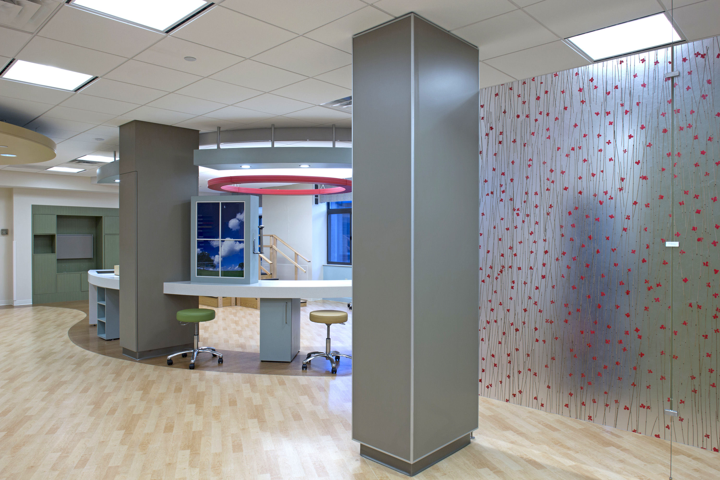 Wasserman Residence, Rockville, MD   Charles E. Smith   Physical  Therapy/Rehabilitation Center ...