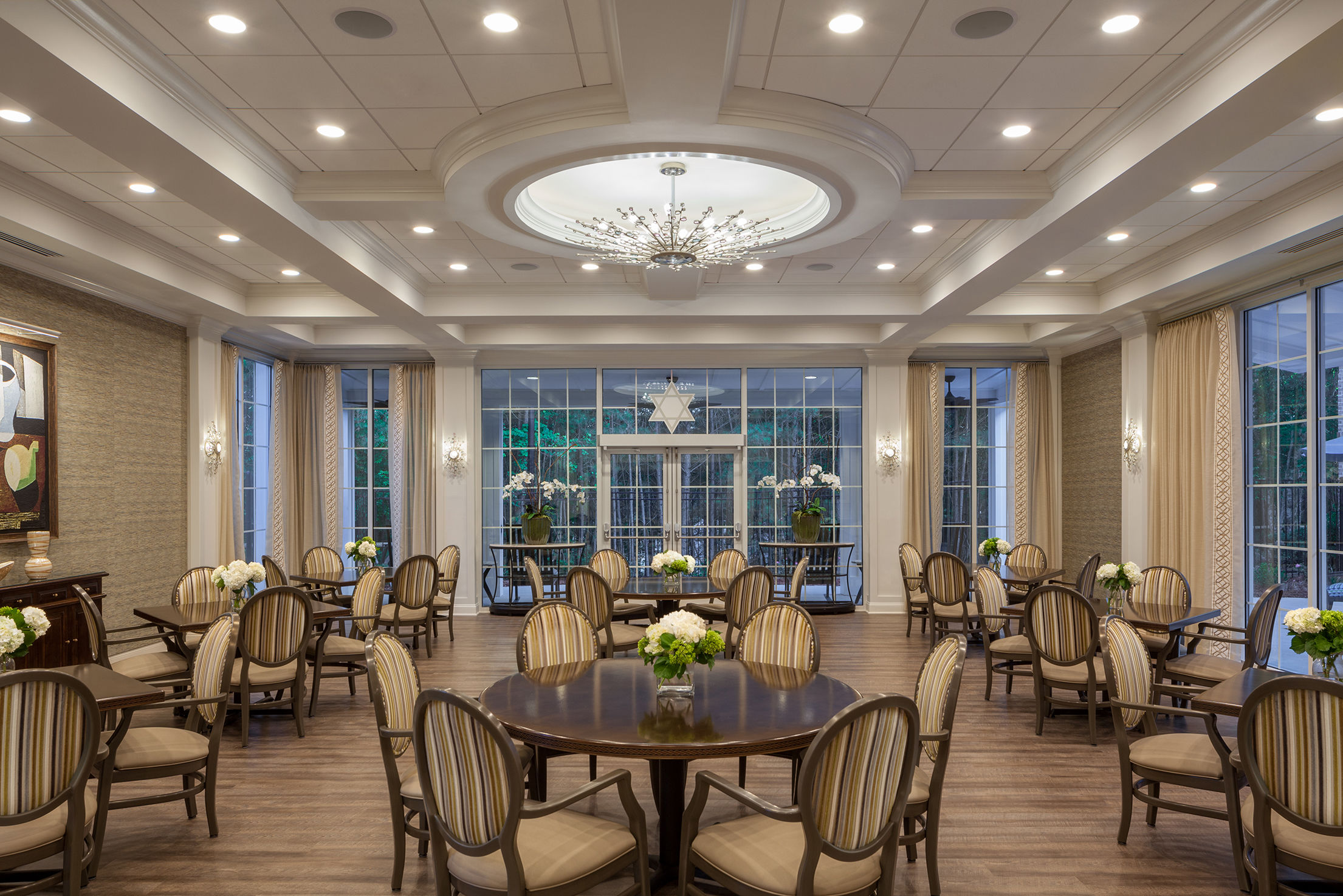 The Cohen Home Senior Living Design Memory Care