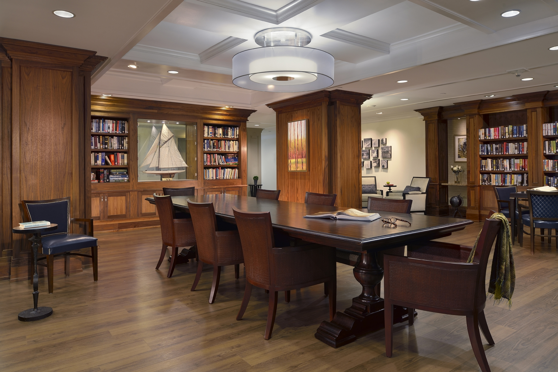 Interiors - THW Design